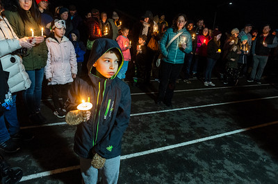 Candlelight Vigil for Lynn Heimsoth-  0042