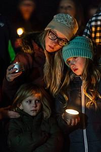Candlelight Vigil for Lynn Heimsoth-  0236