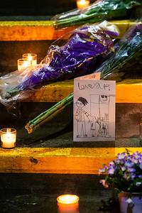 Candlelight Vigil for Lynn Heimsoth-  0291