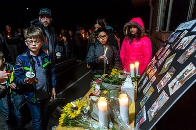 Candlelight Vigil for Lynn Heimsoth-  0023