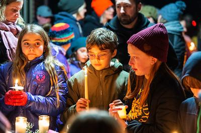 Candlelight Vigil for Lynn Heimsoth-  0256