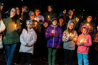Candlelight Vigil for Lynn Heimsoth-  0242