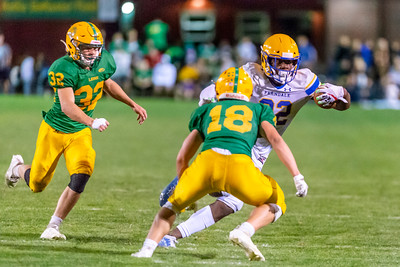 Ferndale defeates Lynden 35 to 25.