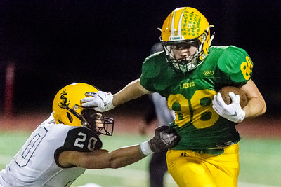 Lynden def Sehome 48 to 21 -  0968