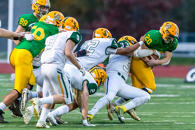 Lynden def Sehome 48 to 21 -  0012
