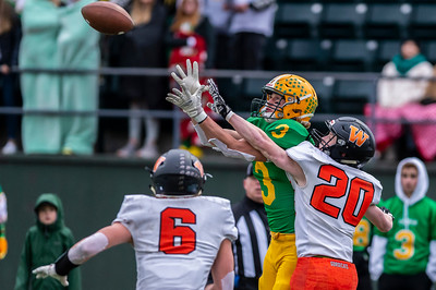 Lynden defeats Washougal 29 to 26 -  0300