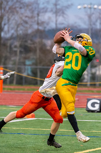Lynden defeats Washougal 29 to 26 -  1204