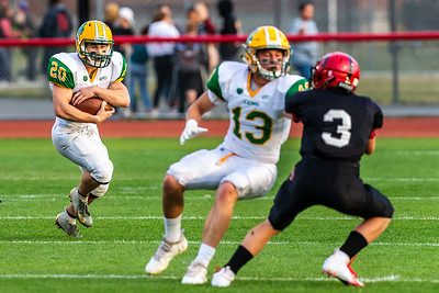 Mount Baker vs Lynden Lions Football