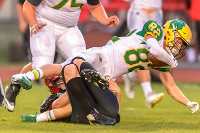Mount Baker vs Lynden Lions Football