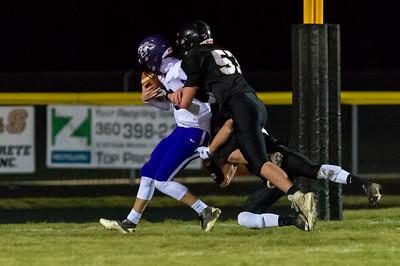 Meridian defeats Nooksack Valley 17 to 10 - 0407