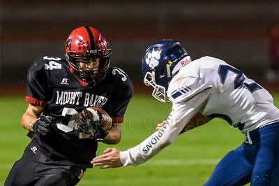Mount Baker def Lynden Christian 27-21 in varsity football