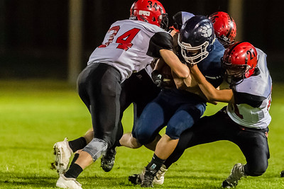 Mount Baker vs Lynden Christian Football 0096