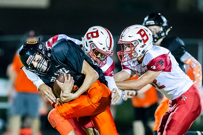 Bellingham vs Blaine football 0564