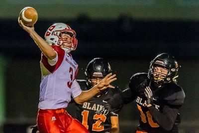 Bellingham vs Blaine football 0471