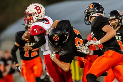 Bellingham vs Blaine football 0077