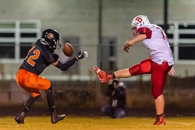 Bellingham vs Blaine football 0339