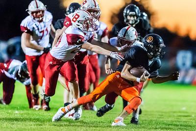 Bellingham vs Blaine football 0244
