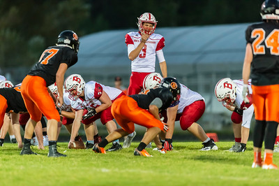 Bellingham vs Blaine football 0091
