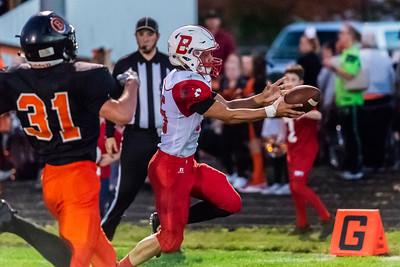 Bellingham vs Blaine football 0153