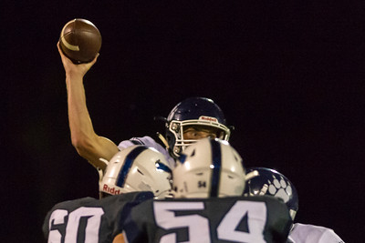 Squalicum defeats Lynden Christian 40 to 14