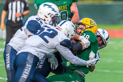 Squalicum Storm defeat Sehome Mariners 27 to 0