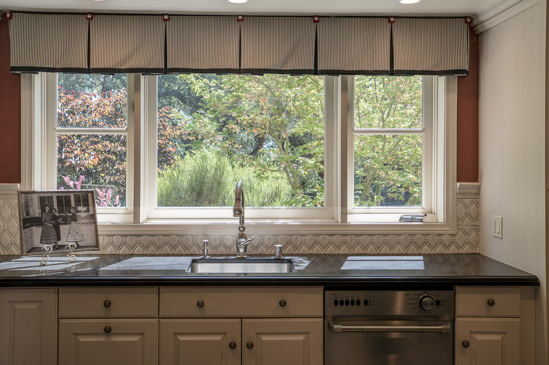 Refurbished kitchen, Boddy House