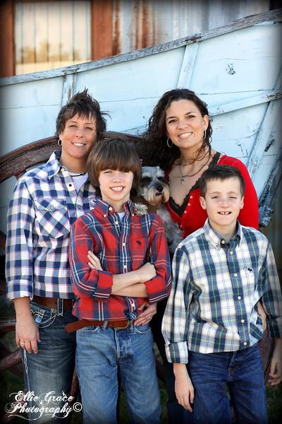 The Briggs-Garrison Family