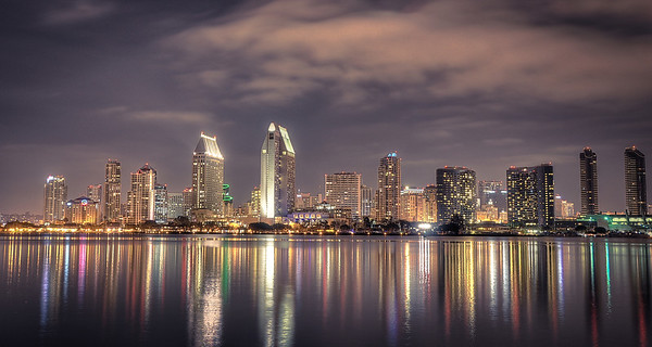 City of Lights: San Diego