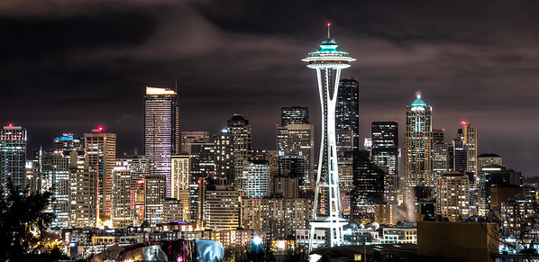 Seattle City of Lights