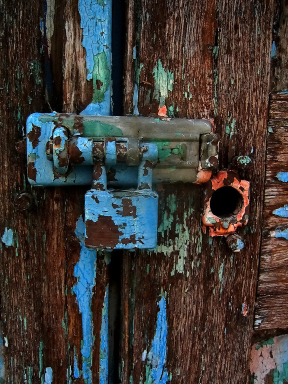 Blue Chip - Aruba  --- http://globalvillagestudio.com/abstracts.html Kentucky Photography, John Lynner Peterson, Lexington