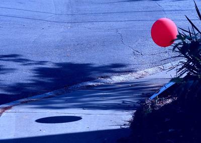 Lost Balloon  --- http://globalvillagestudio.com/abstracts.html Kentucky Photography, John Lynner Peterson, Lexington
