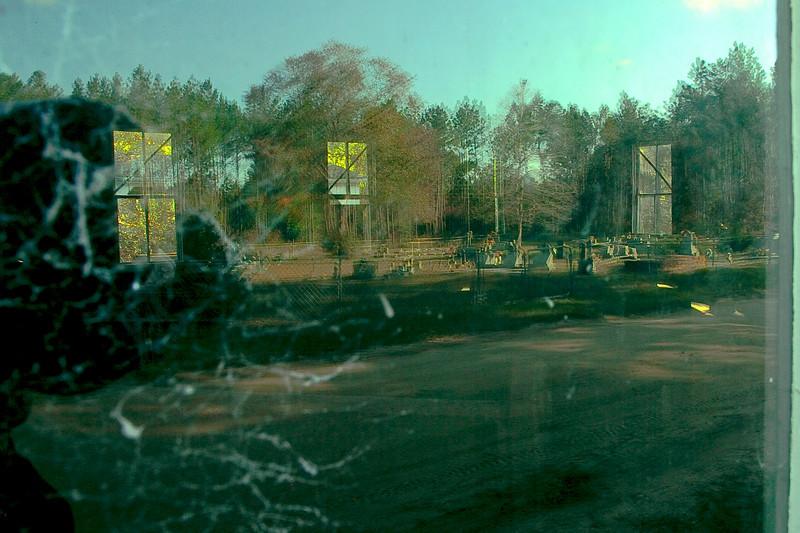 """Rear View - Homerville Georgia  --- <a href=""""http://globalvillagestudio.com/abstracts.html"""">http://globalvillagestudio.com/abstracts.html</a> Kentucky Photography, John Lynner Peterson, Lexington"""