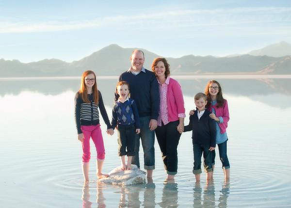 The Kay Family 2016