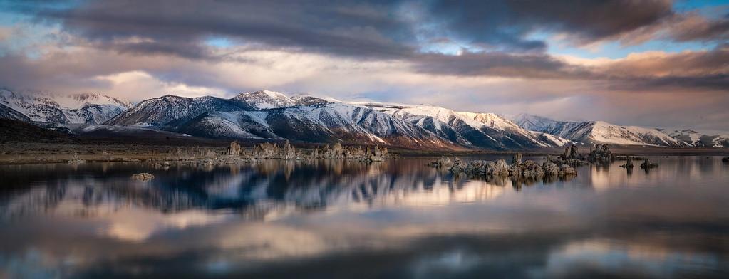 Wide Open Mono Lake