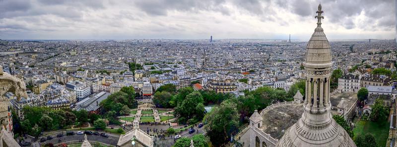 Paris At Her Feet