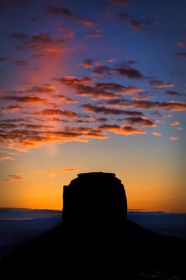 Merrick Butte Sunrise