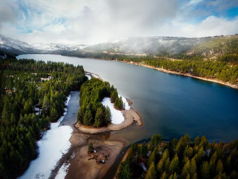 Donner Lake Span