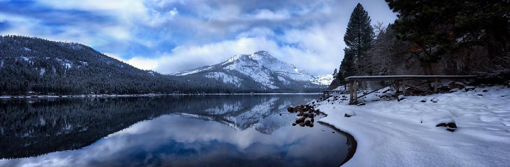 One Morning At the Lake