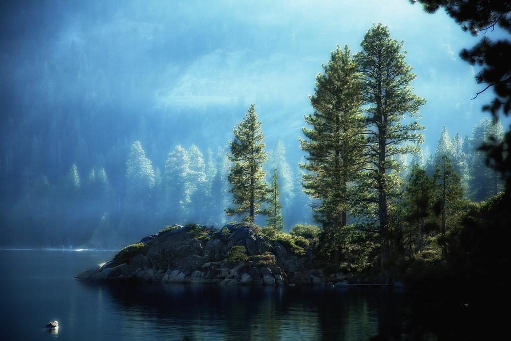 Emerald Bay... or Lothlorian?