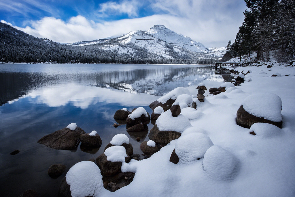 Donner Reflections