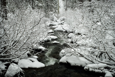 Down The Snowstream