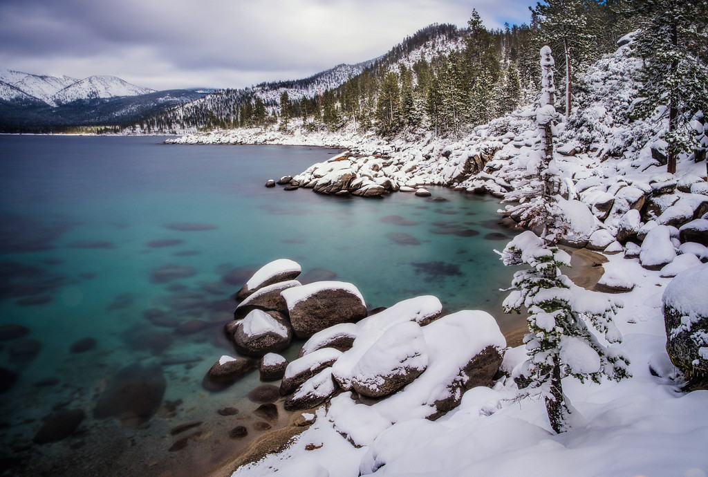 Tahoe Snow Day