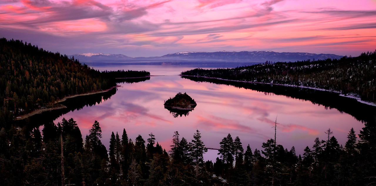 The Ruby Emerald Bay