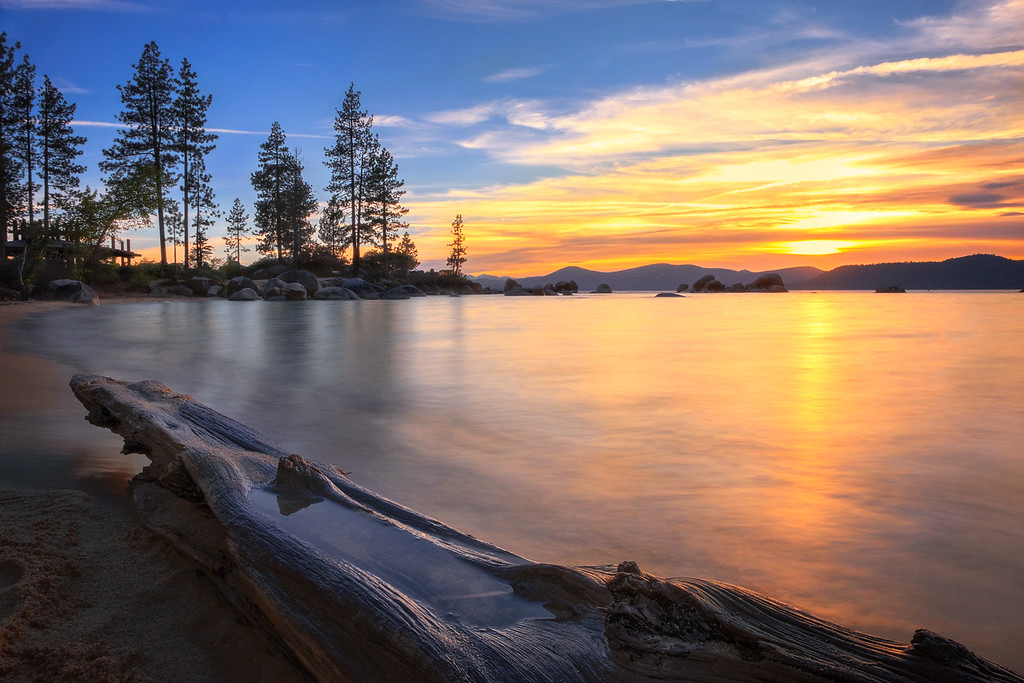 Logged in Tahoe