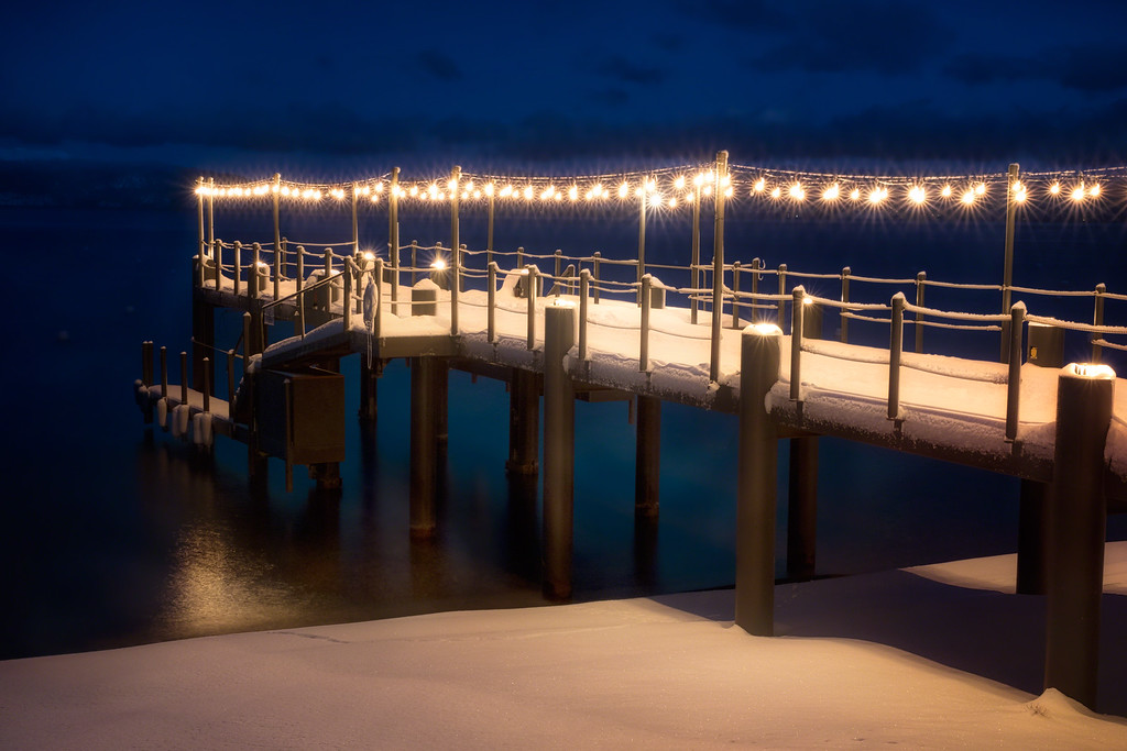Pier Into The Night