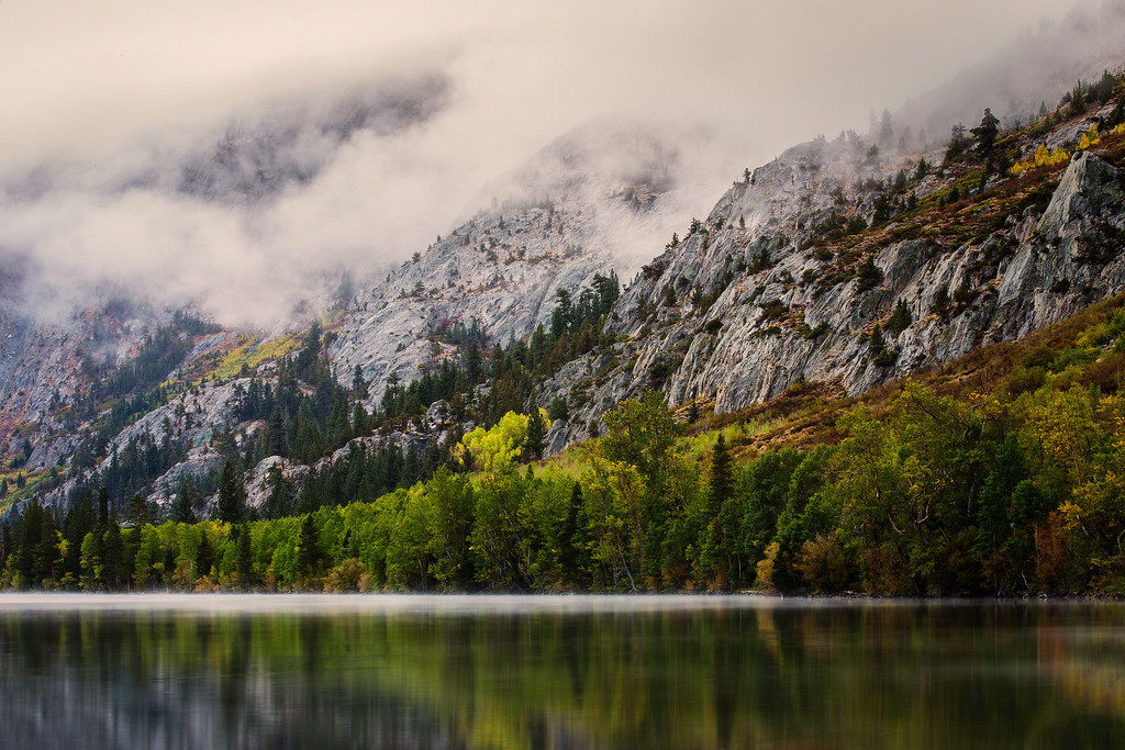 Mists Of Silver Lake