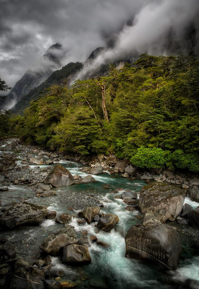 The Tutoko River Blues