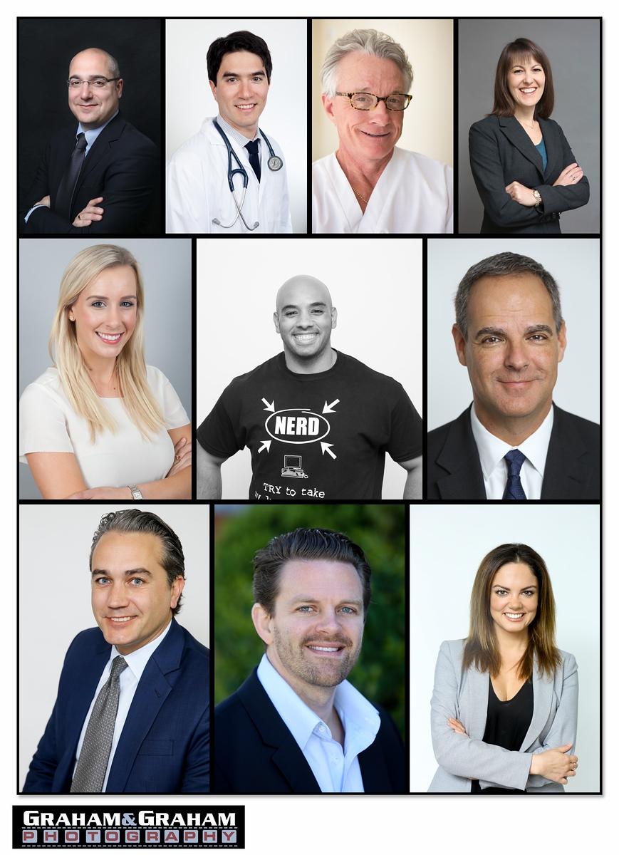 Manhattan Beach Executive Portraits