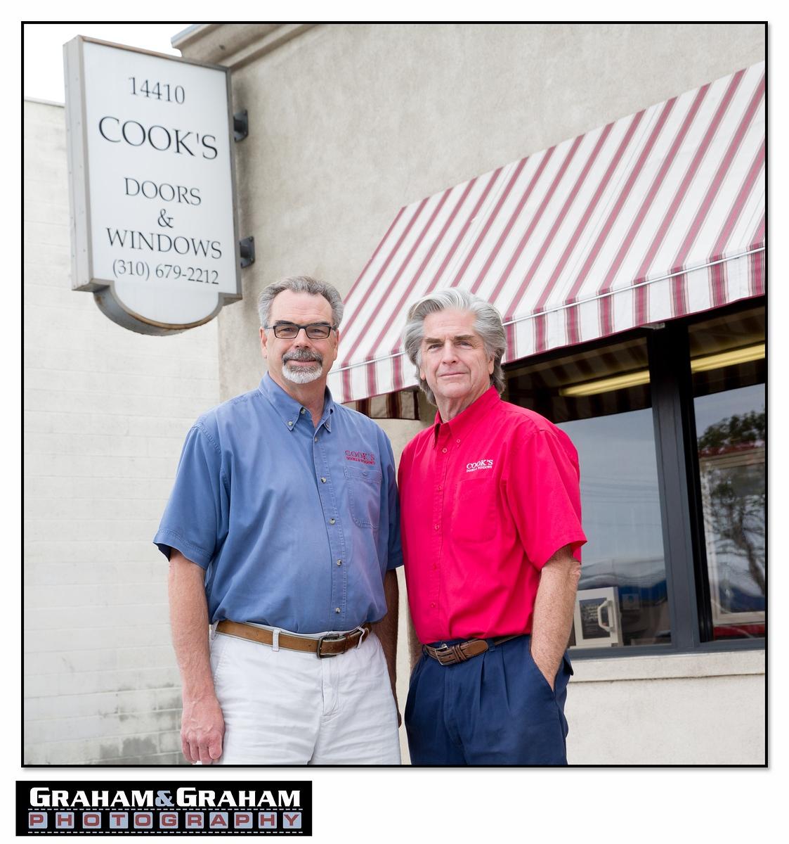 Cook's Doors & Windows, Lawndale