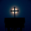 The Light on the Cross #4740PSN